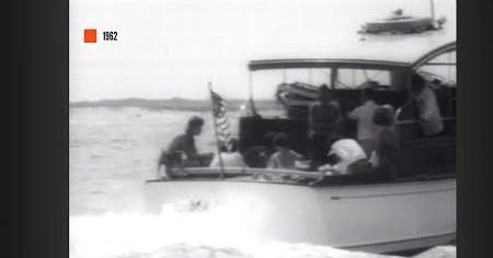 Kennedy Family 1962 Vacation