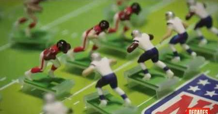 The Unmistakable Sound of Electric Football