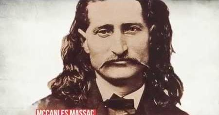 Wild Bill Hickok Shot