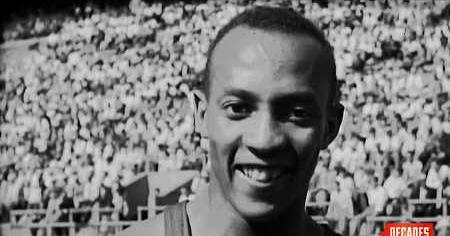 Jesse Owens Strikes Gold!