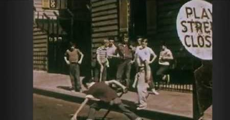 A Moment in Time: 1960s Greenwich Village