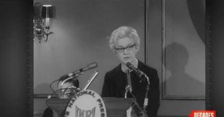 Margaret Chase Smith Runs for President