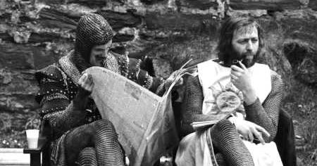 'Monty Python and the Holy Grail' Premieres