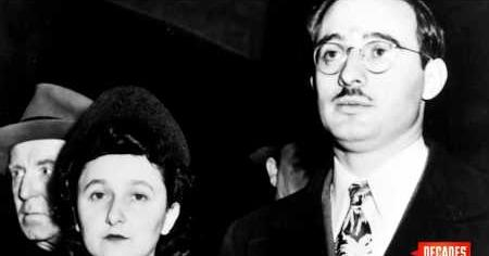 Spy Saga of Julius & Ethel Rosenberg