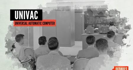 First Commercially Produced Computers
