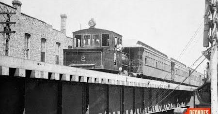 "Celebrating 125 Years of Chicago's ""L"" Trains"