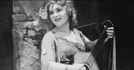Mary Pickford: Hollywood's First Million-Dollar Actress