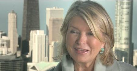 Martha Stewart Talks the Power of Television